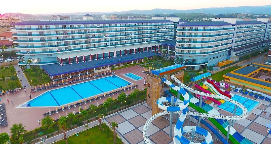 EFTALIA MARIN HOTEL TURKLER - Turkler, Turkey